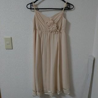 デビュードフィオレ(Debut de Fiore)のレッセパッセ ワンピース ドレス(ミディアムドレス)