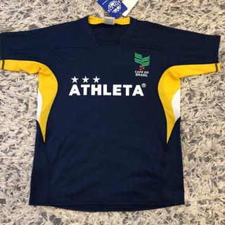 アスレタ(ATHLETA)のATHLETA アスレタ半袖プラシャツ160 新品タグ付き 即購入OK(ウェア)