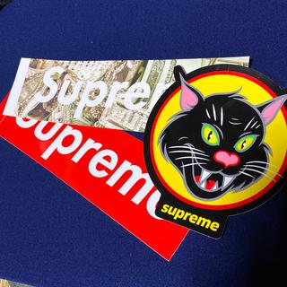 シュプリーム(Supreme)のSupreme 20ss ステッカー(その他)