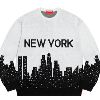 Supreme - Supreme New York Sweater L