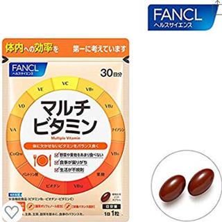 FANCL - FANCL マルチビタミン30日分