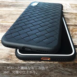 モダンレザー iPhoneX XS iPhone7