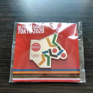 コカ・コーラ - 東京 2020 オリンピック コカコーラ ピンバッジ