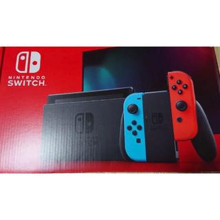 Nintendo Switch - Nintendo  Switch 新モデル 美品 送料無料