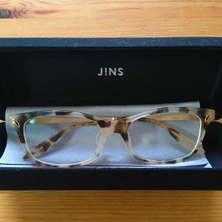 ジンズ(JINS)のJINS フレーム ウェリントン(サングラス/メガネ)