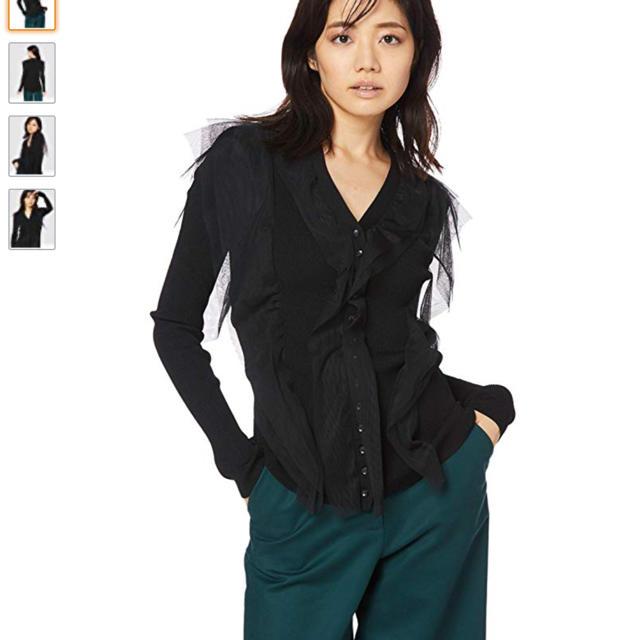 DOUBLE STANDARD CLOTHING(ダブルスタンダードクロージング)のダブルスタンダード 新品タグ付き レディースのトップス(ニット/セーター)の商品写真