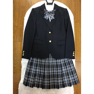 ポンポネット(pom ponette)の【スパイスキャンディ】卒業式 入学式 キッズ 女の子 スーツ 165cm 美品(ドレス/フォーマル)