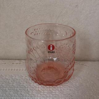 イッタラ(iittala)のイッタラ フルッタ サーモンピンク  タンブラー 1個(グラス/カップ)
