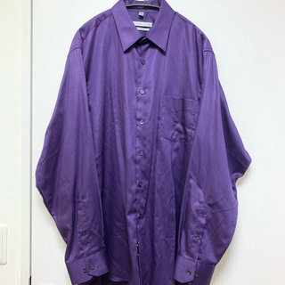 ジョンローレンスサリバン(JOHN LAWRENCE SULLIVAN)の紫 シャツ(シャツ)