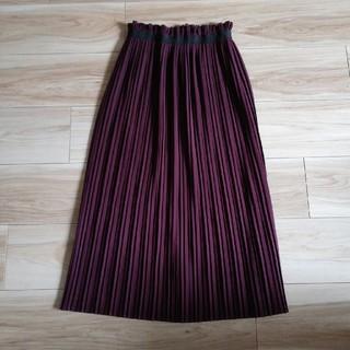 fifth - 未使用 フィフス ウエストゴムの楽チン プリーツスカート