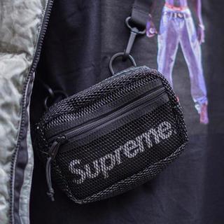 Supreme - supreme shoulder bag 黒
