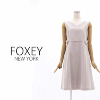 FOXEY - フォクシー・リボンワンピース