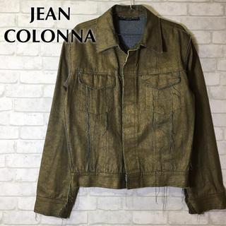 ジャンコロナ(JEAN COLONNA)の【JEAN COLONNA】ジャン コロナ デニムジャケット /size 48(Gジャン/デニムジャケット)
