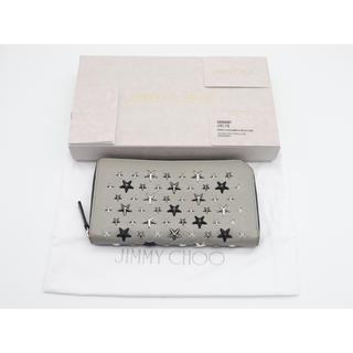 JIMMY CHOO - 《JIMMY CHOO/ラウンドファスナー》大人気スタースタッズ 完全正規品