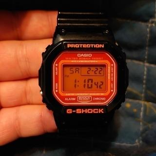 ジーショック(G-SHOCK)のG-SHOCK DW-5600CS-1JF スピードモデル(腕時計(デジタル))