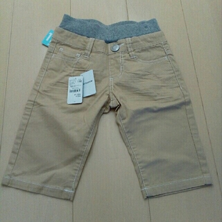 Right-on - 新品未使用品 子供用半ズボン 110センチ