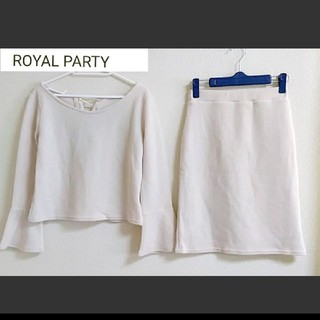 ROYAL PARTY - ROYAL PARTY 春のセットアップ 上下