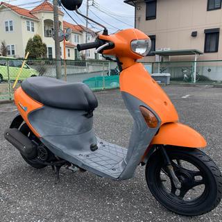 スズキ - スズキ レッツ4 50 cc 原付 スクーター  4スト 実動  書類 カギあり