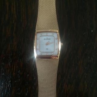 スカーゲン(SKAGEN)のスカーゲン SKAGEN 腕時計 380XSRR1 レディース (腕時計)