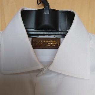 鎌倉シャツ 長袖ワイシャツ200