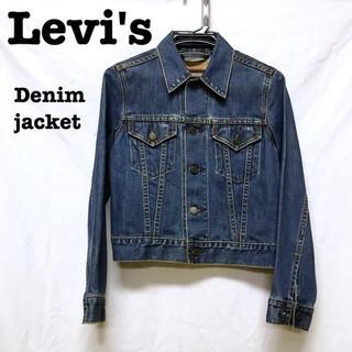 リーバイス(Levi's)の美品【 LEVI'S リーバイス 】 デニムジャケット Gジャン 78500(Gジャン/デニムジャケット)