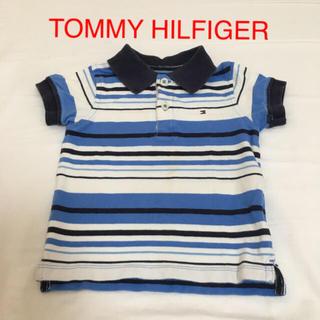 トミーヒルフィガー(TOMMY HILFIGER)のお値下げ●トミーフィルヒガー●男の子ポロシャツ(シャツ/カットソー)