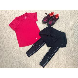 アディダス(adidas)のadidas トレーニング セット(ウェア)