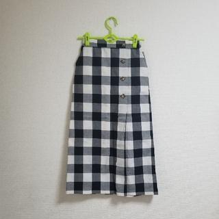 チャオパニックティピー(CIAOPANIC TYPY)の【チコのママ様専用】チェックロングスカート(ロングスカート)