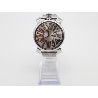 ガガミラノ(GaGa MILANO)の《GAGA MILANO/5080.5》日本限定500本 メーカー保証半年(腕時計(アナログ))