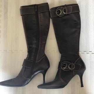 ダイアナ(DIANA)のロングブーツ(ブーツ)