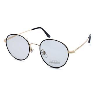 メタル サングラス / N / グレー ゴールド /  メンズ・レディース兼用(サングラス/メガネ)