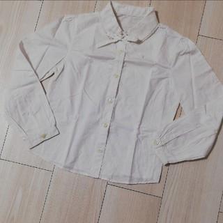 エニィファム(anyFAM)の◼️any FAM◼️白のシャツ ブラウス120.130◼️(ブラウス)