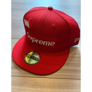 Supreme - supreme new era box logo cap 7 5/8