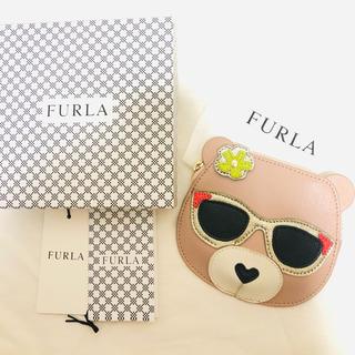 Furla - 【未使用】FURLA クマ 財布コインケース