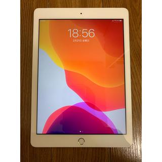 Apple - iPad 第5世代 32GB シルバー セルラーモデル ドコモ docomo