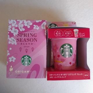 スターバックスコーヒー(Starbucks Coffee)のスターバックス スプリング サクラ 2020  リユーザブル カップ (コーヒー)