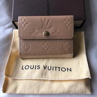 LOUIS VUITTON - 《美品》LOUIS VUITTON ルイヴィトン コインケース カードケース