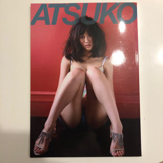 AKB48 - ATSUKO 前田敦子写真集 即発送❗️