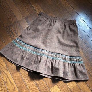 ユキトリイインターナショナル(YUKI TORII INTERNATIONAL)のカントリー風 スカート(スカート)
