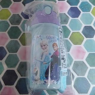 アナトユキノジョオウ(アナと雪の女王)の直飲みワンタッチボトル 480ml(水筒)