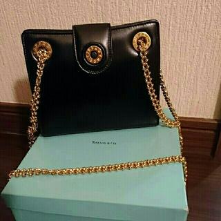 ティファニー(Tiffany & Co.)のティファニー チェーンバック(ハンドバッグ)