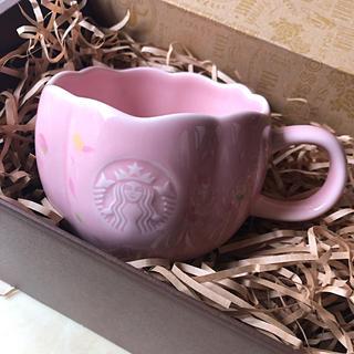 Starbucks Coffee - スターバックス さくら 2020 マグサクラシェイプ マグカップ