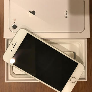 iPhone - iPhone8 SIMフリー 64GB 美品