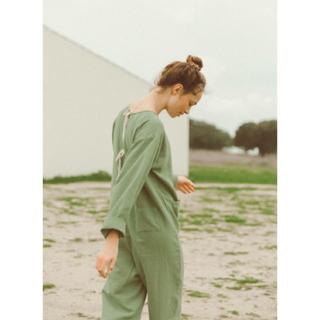 TODAYFUL - 新品タグ付【Liilu】SOTA salopette サロペット リーリュ