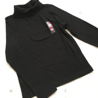 ジンボリー(GYMBOREE)の新品 120 ジンボリー タートルカットソー 黒(Tシャツ/カットソー)
