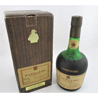 ◇未開栓 古酒 クルボアジェ ナポレオン 旧ボトル ブランデー 700ml◇