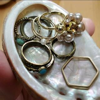 スタディオクリップ(STUDIO CLIP)の指輪 リング まとめ売り!(リング(指輪))