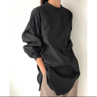 TODAYFUL - 完売♡ビンテージドレスシャツ♡Black