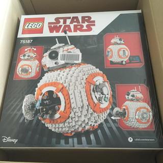 レゴ(Lego)のレゴ 75187. スターウォーズ bb8(知育玩具)