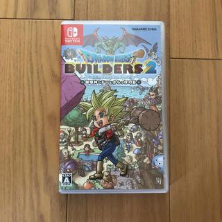 Nintendo Switch - ドラゴンクエストビルダーズ2 破壊神シドーとからっぽの島 ドラクエ Dragon